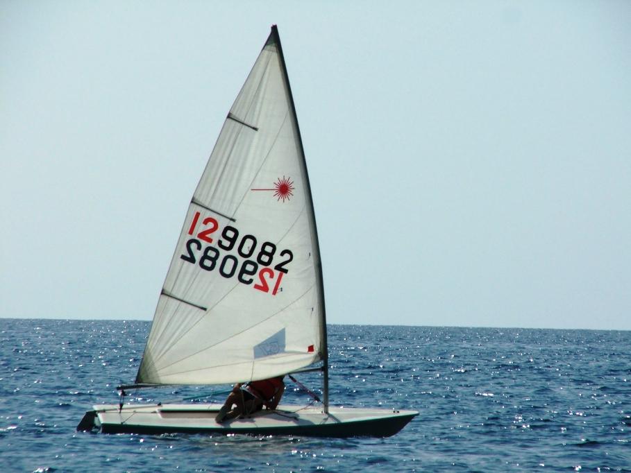Fabio Leporini scuola di vela cetraro cosenza calabria