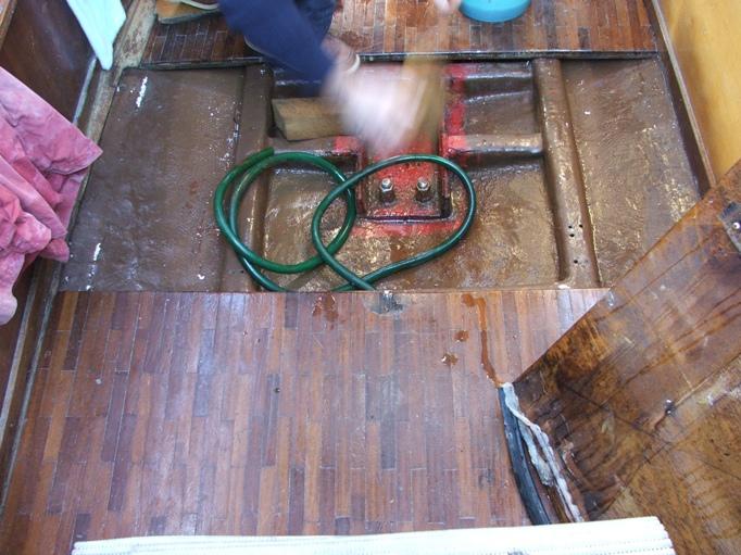 Come mantenere la barca sempre asciutta