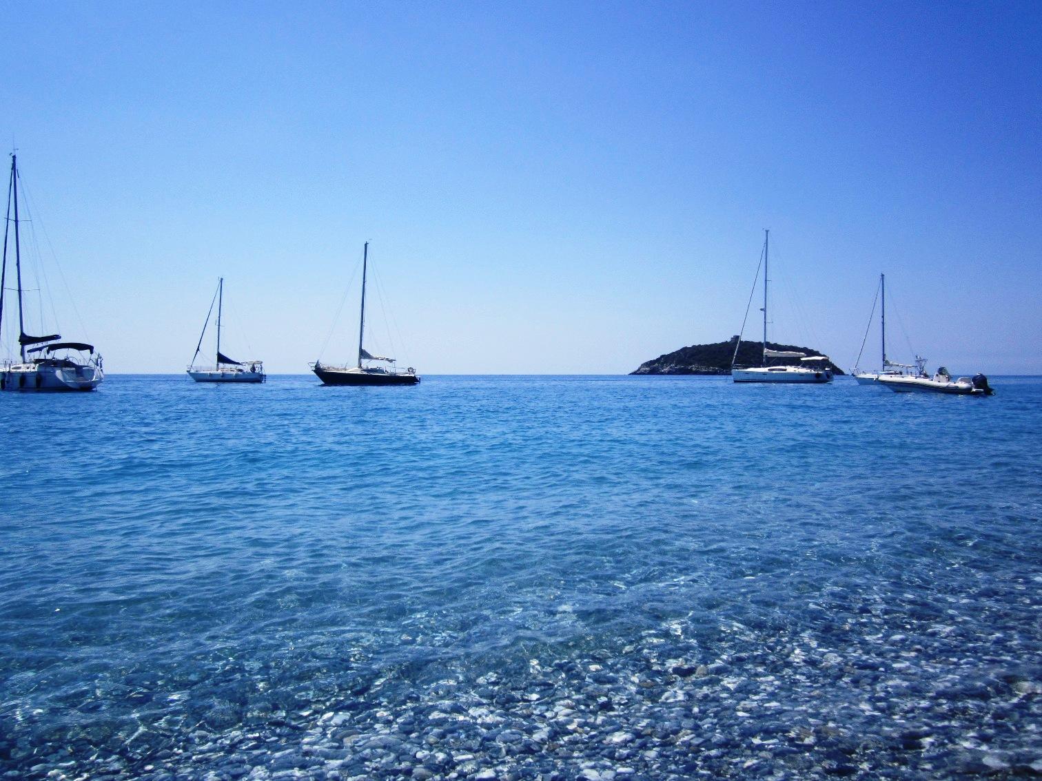 Isola di Cirella - Diamante Festa del Mare Vela