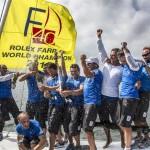 Farr 40 World Championship Rolex