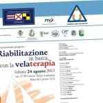 Velaterapia a Cetraro col Centro Velico Lampetia