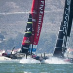AMERICA'S CUP, NEW ZEALAND VS ORACLE USA: IL VIDEO