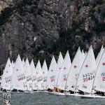 LAGO DI GARDA: LASER IN ACQUA PER L'ITALIA CUP A CAMPIONE D'ITALIA