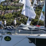 Al via la Maxi Yacht Rolex Cup