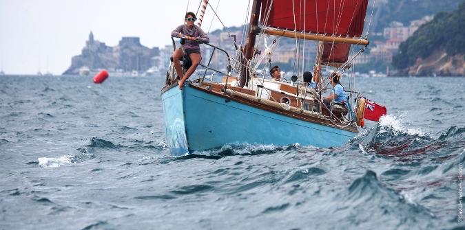 Valdettaro Classic Boats il raduno di barche d'epoca a Porto Venere 11