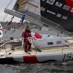Andrea Mura si prepara per la Transat Jacques Vabre