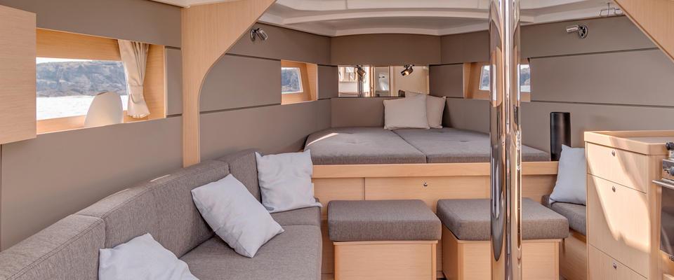 Beneteau Presenta A Genova L 39 Oceanis 38 Una Barca Con