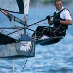 Stefano Rizzi è il campione del mondo Master della classe Moth