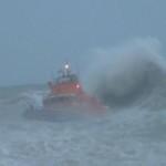 La tempesta San Giuda arriva sulle coste della Gran Bretagna: il video
