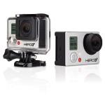 GoPro Hero3+ più pratica e  versatile: ecco la versione Black Edition