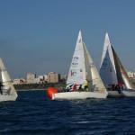 Campionato Invernale Classe J24 Città di Taranto: DoctorJ protagonista nel Mar Grande