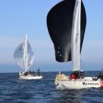 J24 della Romagna al Campionato Invernale Memorial Pirini: Kils è al comando