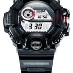 Rangeman, il nuovo orologio della collezione Master of G di Casio