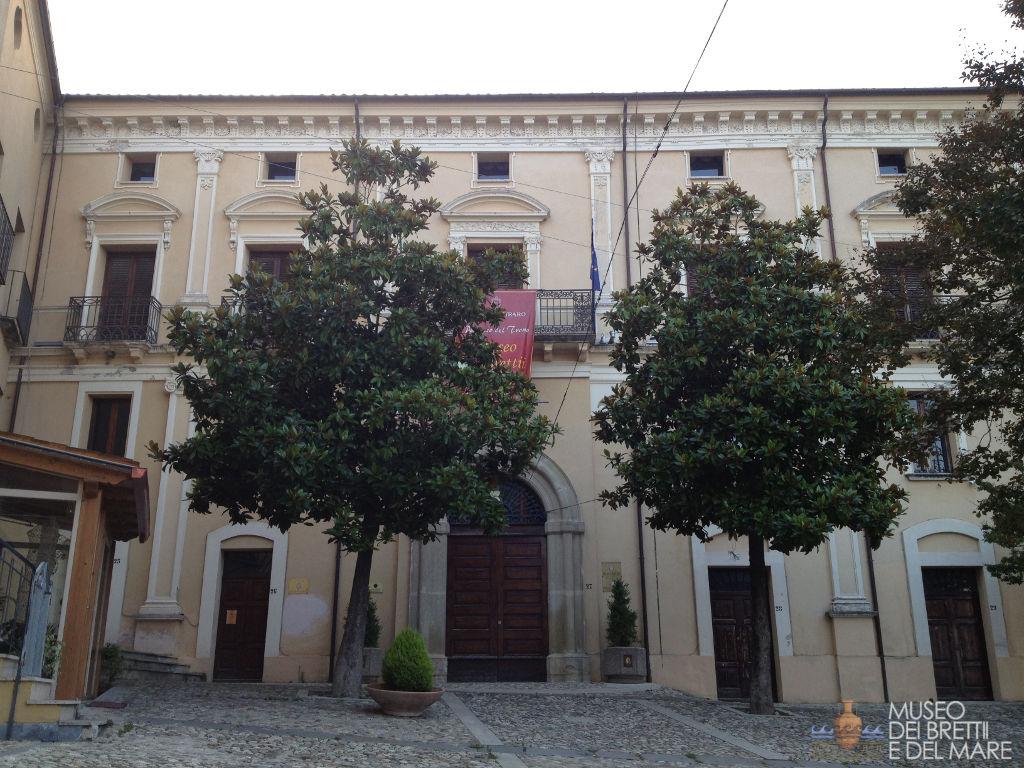 In Calabria apre la sezione multimediale del Museo dei Brettii e del Mare Palazzo del Trono Cetraro