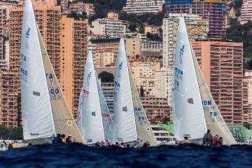 J24, la prima tappa del circuito nazionale Primo Cup Trophée Credit Suisse
