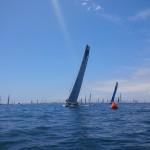 Vela oceanica: Giovanni Soldini e Maserati partiti per la Cape2Rio