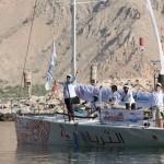 Zighy Bay ospiterà una tappa della regata Sailing Arabia - The Tour