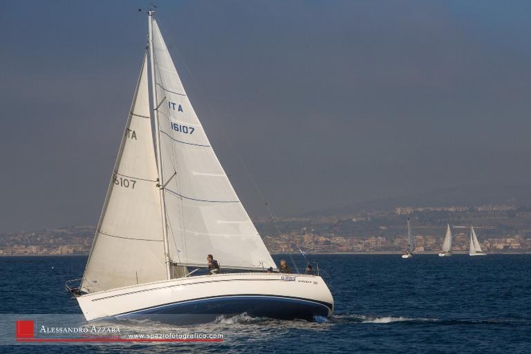 A Gonfie vele il campionato Invernale di Vela d'Altura 14