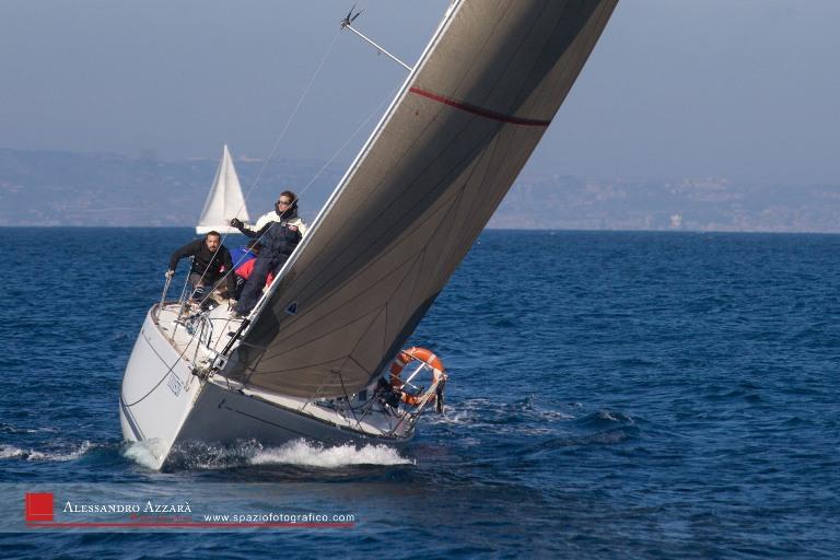 A Gonfie vele il campionato Invernale di Vela d'Altura 16