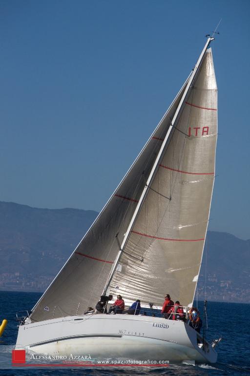 A Gonfie vele il campionato Invernale di Vela d'Altura 18