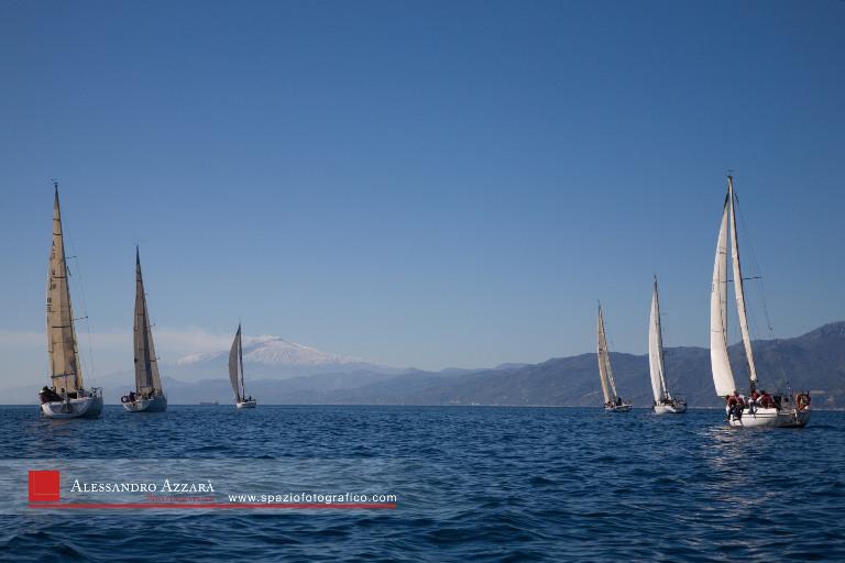 A Gonfie vele il campionato Invernale di Vela d'Altura 5