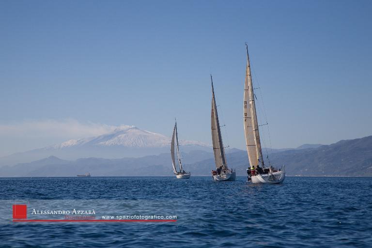 A Gonfie vele il campionato Invernale di Vela d'Altura 6