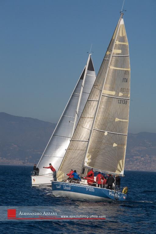 A Gonfie vele il campionato Invernale di Vela d'Altura 8