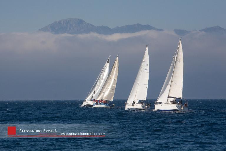 A Gonfie vele il campionato Invernale di Vela d'Altura 9