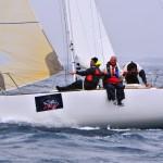 J24 della Romagna al Campionato Invernale Memorial Pirini