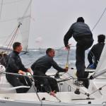 J24: La Superba al comando del Campionato Invernale di Anzio