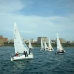 J24 flotta pugliese: riparte il Campionato Invernale Città di Taranto e Alphard mantiene il comando