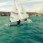 Laser Radial e Laser 4.7 a Crotone: la classifica della prima prova del campionato zonale