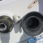 Lavori a bordo, ecco come fare la manutenzione dei winch tutorial fotografico cosa serve 2