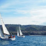 Vela a Tropea: finale di regata al fotofinish tra Breerap e Damanhur