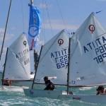 Trofeo Optimist Italia Kinder + Sport: riparte il Circuito nazionale più giovane e colorato della ve...