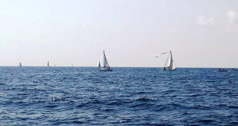 Vela in Calabria concluso il Trofeo Challenge città di Tropea 17