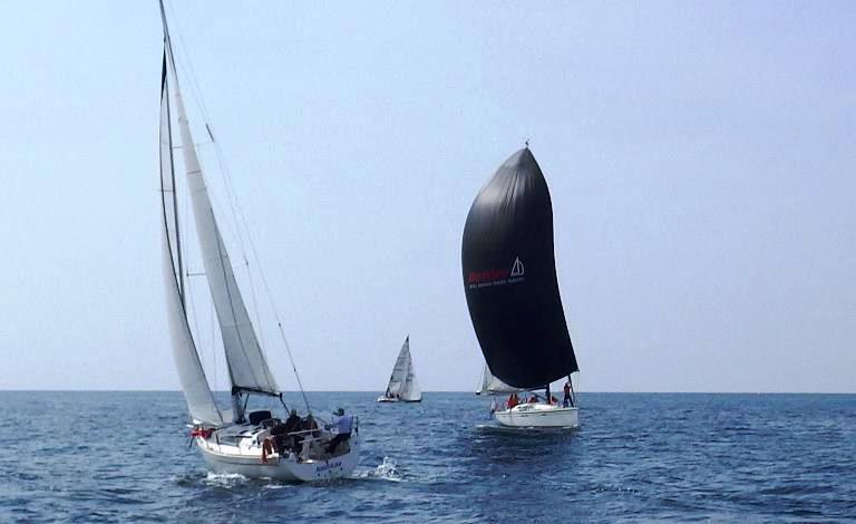 Vela in Calabria concluso il Trofeo Challenge città di Tropea