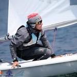 Il Club Velico Crotone naviga sul lago di Garda per la regata Laser più numerosa d'Europa