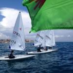 Weekend di vela a Crotone: Laser in acqua per il campionato