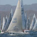 J24 in Messico per la Copa Mexico: l'Italian Sailing Team è dodicesimo