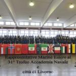 Le Marine estere in visita all'Accademia Navale di Livorno