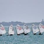 Scuola di vela: le foto del raduno zonale Optimist di Crotone