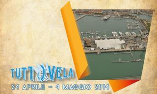 Tante novità a Tuttovela, Il Villaggio della Vela del 31° TAN di Livorno 1