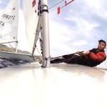 GoPro in barca: ecco come condurre il Laser per vincere le regate