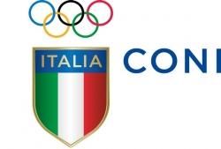 Il Coni presenta il nuovo logo