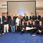 Italia per la Vela: i vincitori del premio organizzato nell'ambito del 31° Trofeo Accademia Navale d...