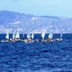 Vela a Reggio Calabria: al via le regate organizzate dal Circolo Velico