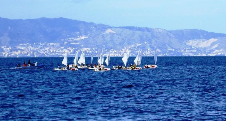 Pianeta Mare di Reggio e il IV Trofeo Lido Sogno   Vela ...