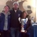 """L'atleta di Crotone Beatrice Sposato vince il Trofeo internazionale """"Marcello Campobasso"""""""
