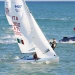 Campionato Italiano 470: foto e video della prima giornata di gare a Crotone